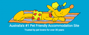 Dog-Friendly Holiday Accomodation Website