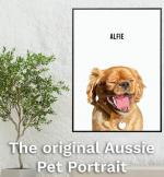 Paint My Pooch Pet Portraits